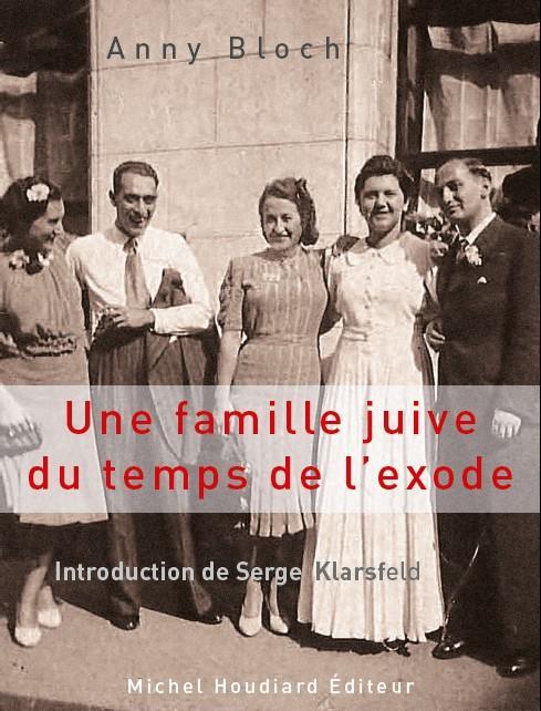 Une famille juive au temps de l'exode