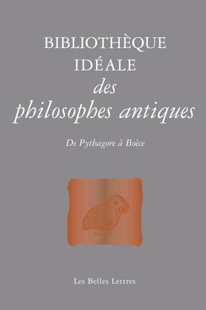 Bibliothèque idéale des philosophes antiques