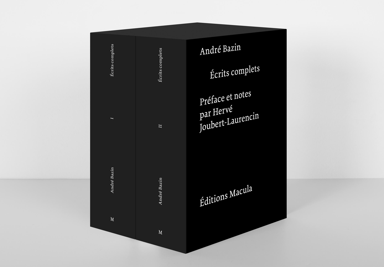 André Bazin. Écrits complets