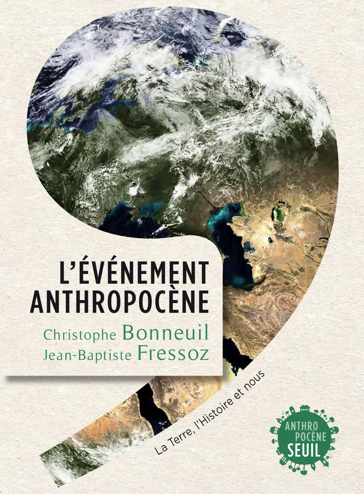 L'événement Anthropocène