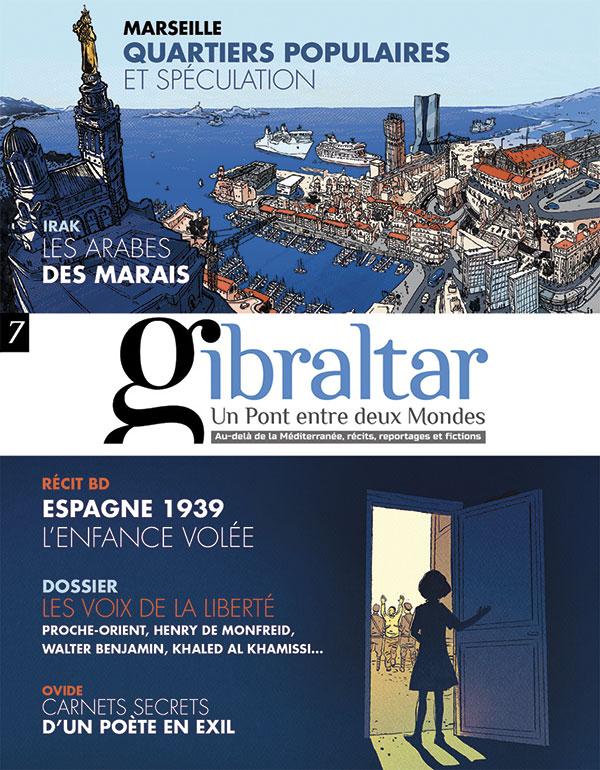 Revue Gibraltar : les voix de la liberté en Méditerranée