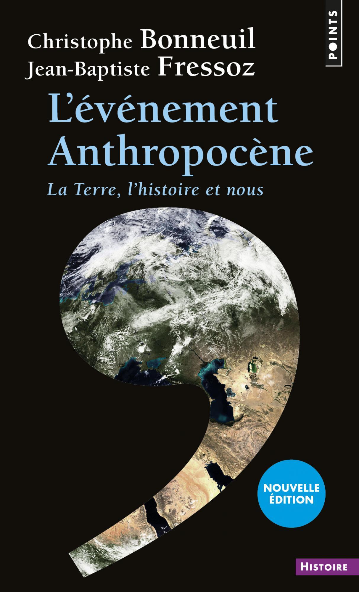 Journée Anthropocène. Penser l'Anthropocène et ses enjeux